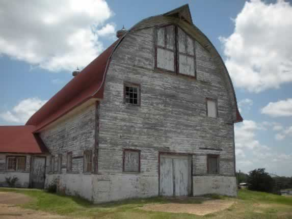 The Dairy Barn at Lake Buhlow in Pineville, Louisiana