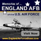 England Air Force Base ... memories, photographs, base tour ... visit EAFB now!
