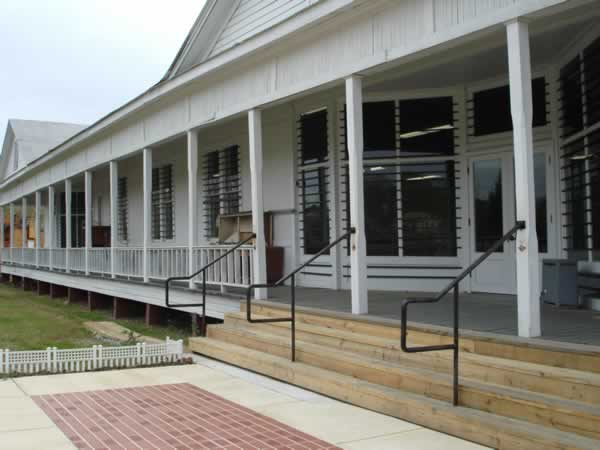 Tioga Heritage Park and Museum in Central Louisiana