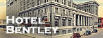 Hotel Bentley in downtown Alexandria Louisiana